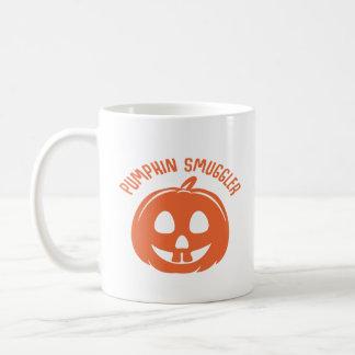 Pumpkin Smuggler Mug