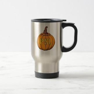 pumpkin spice latte mug