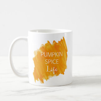 Pumpkin Spice Life Coffee Mug