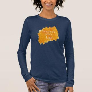 Pumpkin Spice Life Long Sleeve T-Shirt