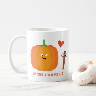 Pumpkin Spice Love Fall Mug