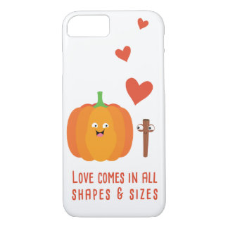Pumpkin Spice Love Fall Phone Case