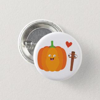 Pumpkin Spice Love Fall Pin
