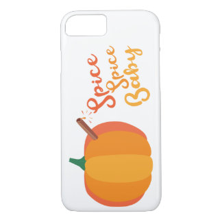 Pumpkin Spice Spice Baby Horizontal Phone Case