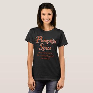 Pumpkin Spice T-shirt