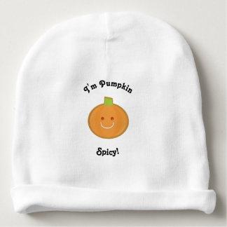 Pumpkin Spicy | Baby Beanie