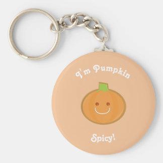 Pumpkin Spicy | Keychain