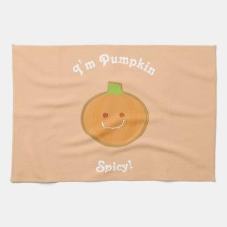 Pumpkin Spicy | Kitchen towel