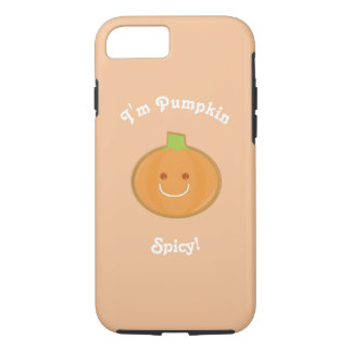 Pumpkin Spicy | Phone case