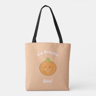 Pumpkin Spicy | Tote Bag