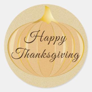 Pumpkin Thanksgiving | Sticker
