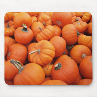 Pumpkin Time Mouse Pad
