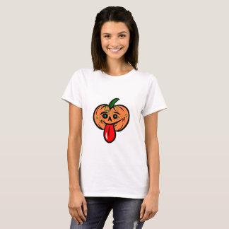 Pumpkin Tongue T-Shirt