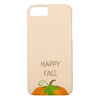 Pumpkin Top iPhone 8/7 Case