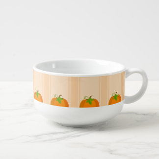 Pumpkin Top Soup Mug