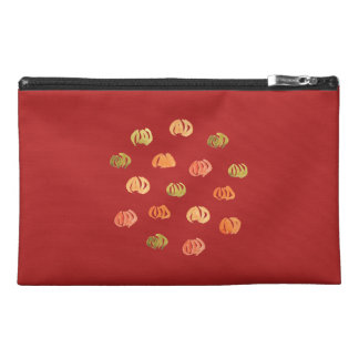 Pumpkin Travel Accessory Bag