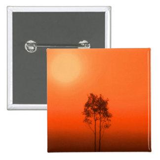 Pumpkin Trees Pin