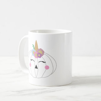 Pumpkin Unicorn Coffee Mug