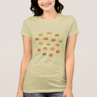 Pumpkin Women's Favorite Jersey T-Shirt