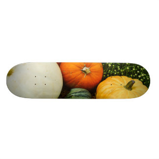 Pumpkins And Gourds Skateboard