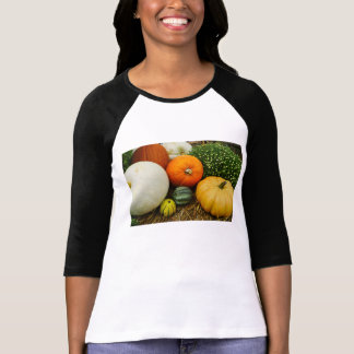 Pumpkins And Gourds T-Shirt