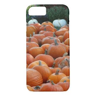 Pumpkins and Mums Autumn Harvest Photography iPhone 8/7 Case