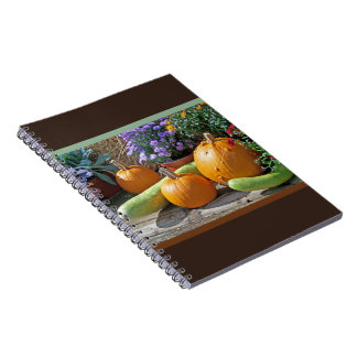 Pumpkins and Squash Notebooks