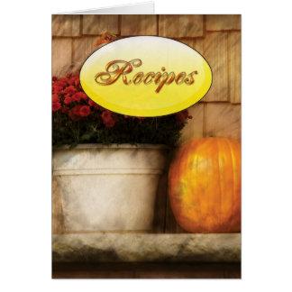 Pumpkins - Autumn still life III Greeting Card