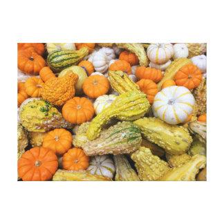 Pumpkins Canvas
