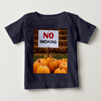 Pumpkins for a Smoke-Free Childhood Baby T-Shirt
