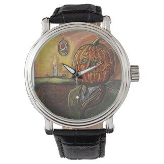 Pumpkin's Glow Watch