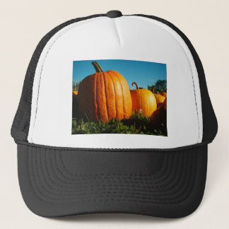 Pumpkins_Hancock_Shaker_village_2418 Trucker Hat