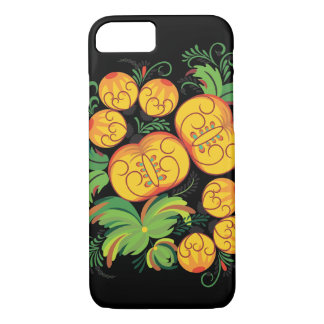Pumpkins iPhone 7 Case