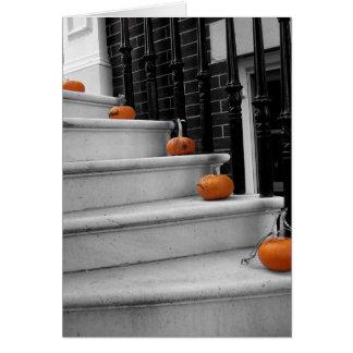 Pumpkins Notecards Card