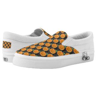 Pumpkins Slip On Shoes
