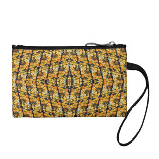 Pumpkins, Squash, and Gourds - Abstract Coin Purses