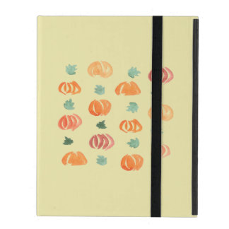 Pumpkins with Leaves iPad 2/3/4 Case