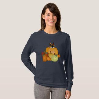 Pumpkins Women's Long Sleeve Tshirt
