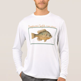 Pumpkinseed Sunfish Casual Shirt