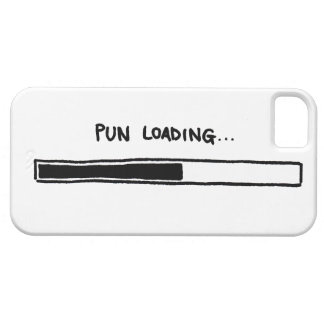 Pun Loading iPhone 5 Covers