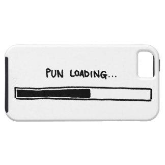 Pun Loading Tough iPhone 5 Case