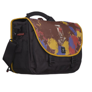 Punch The Clown Laptop Bags
