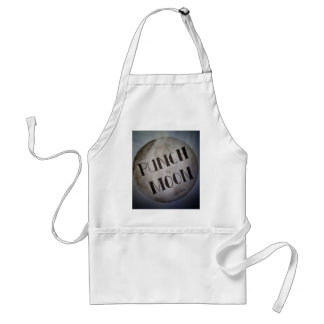 Punch The Moon products Standard Apron