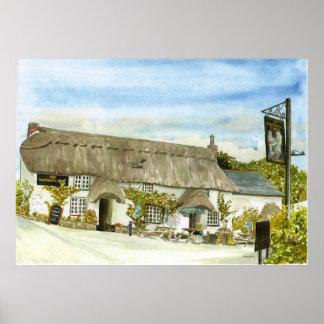 'Punchbowl & Ladle' Print