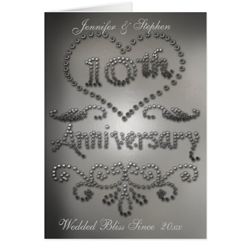 10th Wedding Anniversary Gifts T Shirts Art Posters