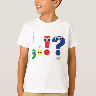 Punctuation People T-Shirt