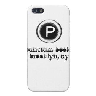 punctum books iPhone Case Cover For iPhone 5