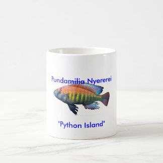 Pundamilia Nyererei Coffee Mug