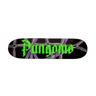 Pungomo, (Chrome Web) Skate Decks