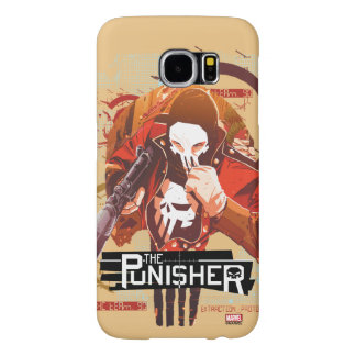 Punisher Extraction Protocol Samsung Galaxy S6 Cases